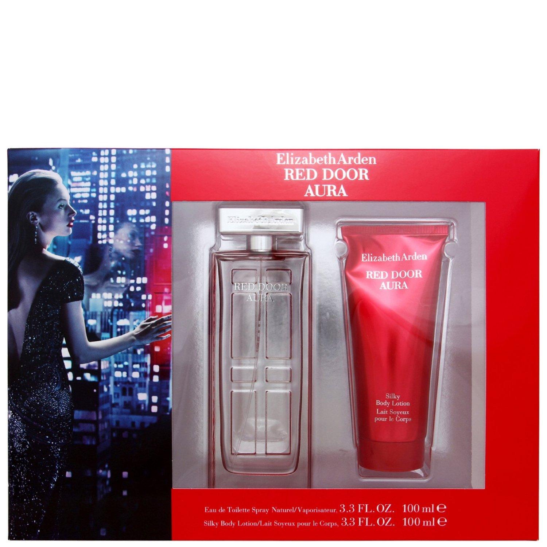 Elizabeth Arden Red Door For Women 3 Pc Gift Set Fragrance 33